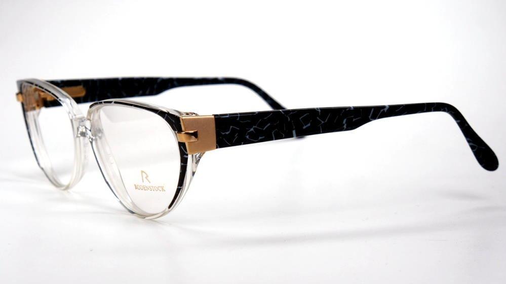 Rodenstock Brille R 7205 B, echt Vintagebrille,