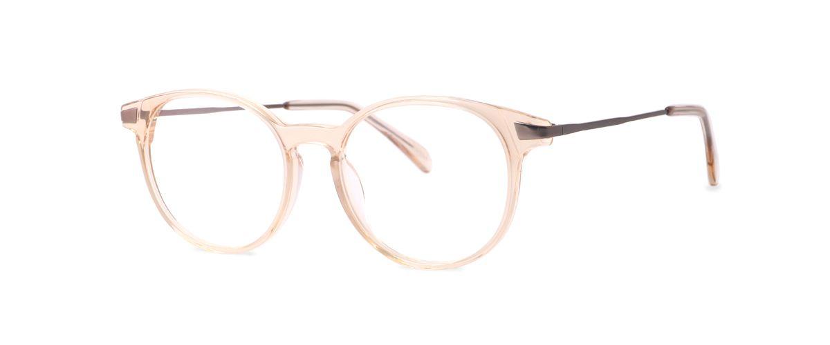 Hamburg Eyewear Sandra 64 champagner transparent
