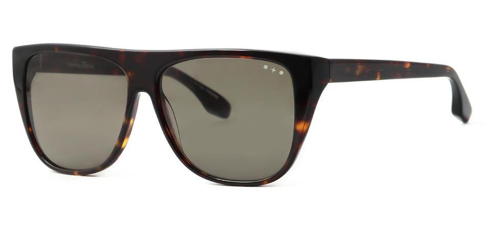 Schellfischposten 185  dunkel-havanna Hamburg Eyewear Sonnenbrille