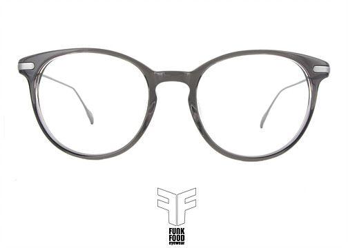 Funk Food Brille,eyewear, Scones C4 grau