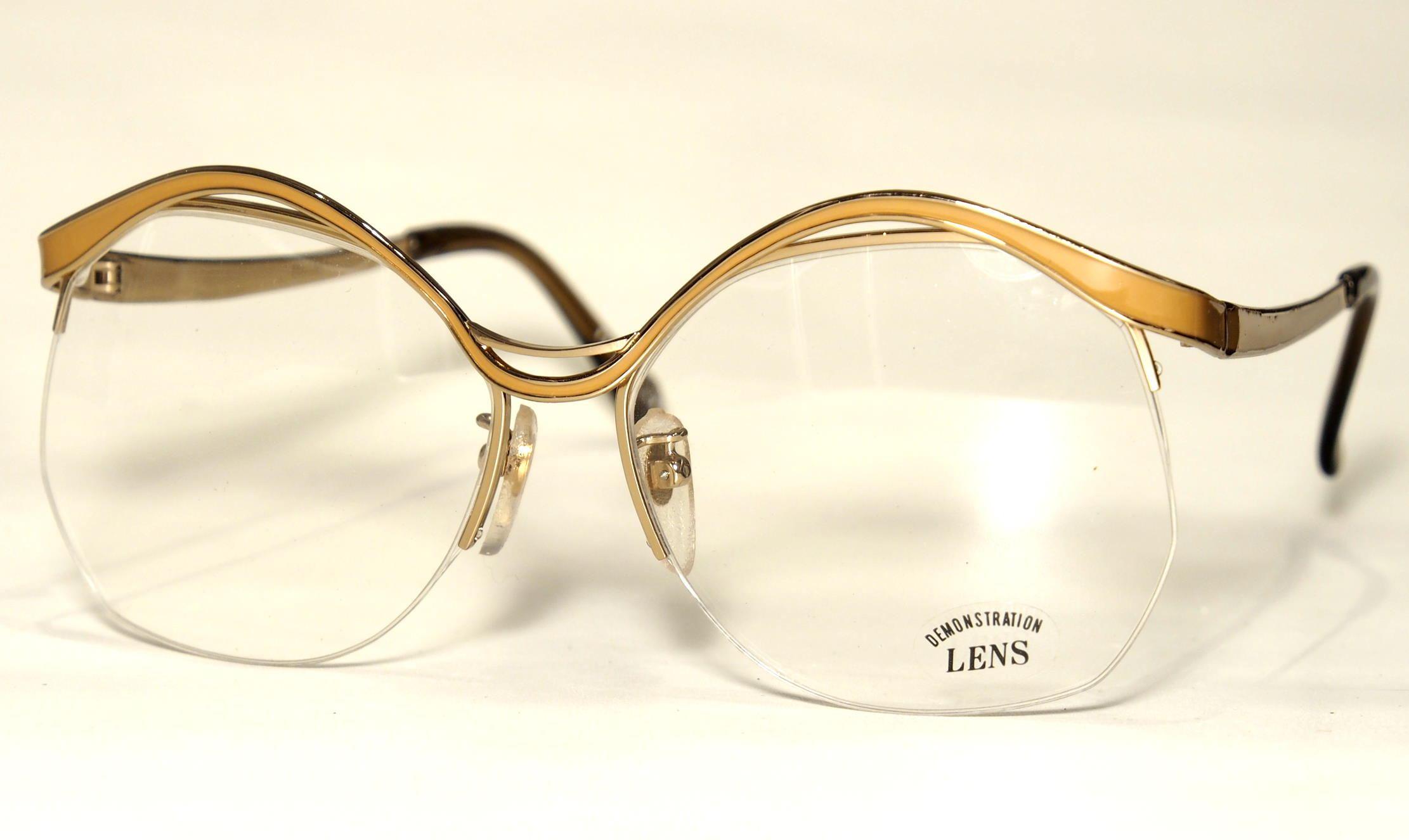 Selecta New York Vintagebrille Modell Linda