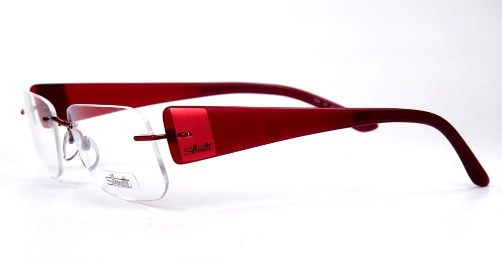 Silhouette 7599 Brille, eyewearFarbe 40 6054 Brillenhaus-Wilke, Hamburg