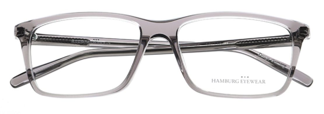 Hamburg Eyewear Svante 55 hellgrau transparent in Hamburg
