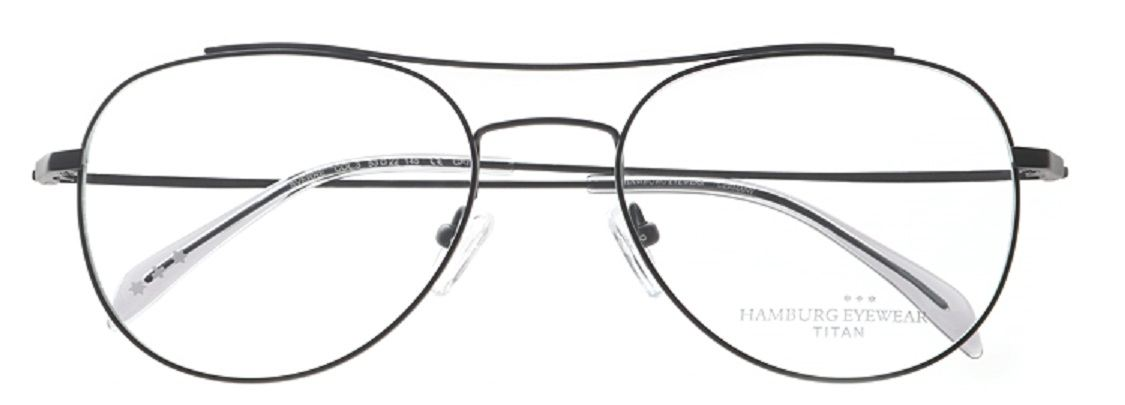 Hamburg Eyewear Sverre col 3 anthrazit in Titan,