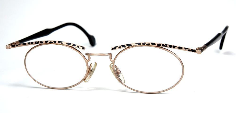 TLH L2 eyewear Vintagebrille Damenbrille aus den Neunzigern. Hand made Germany