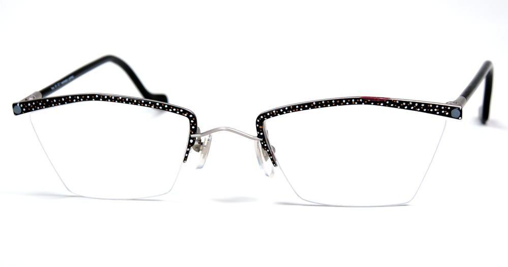 TLH L2 eyewear Vintagebrille Mod.N71 Col T7 Damenbrille aus den Neunzigern. Hand made Germany