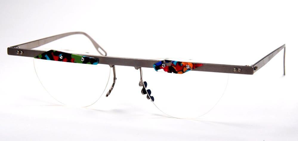 Theo Tita II A3 eyewear  Brille 100% Titan