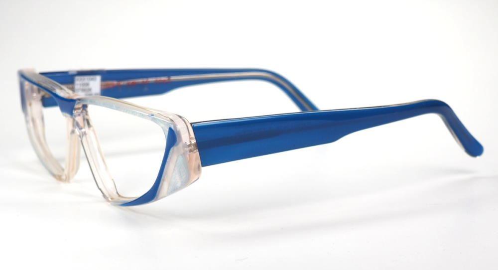 Vintage Brille der 90er Jahre aus Frankreich