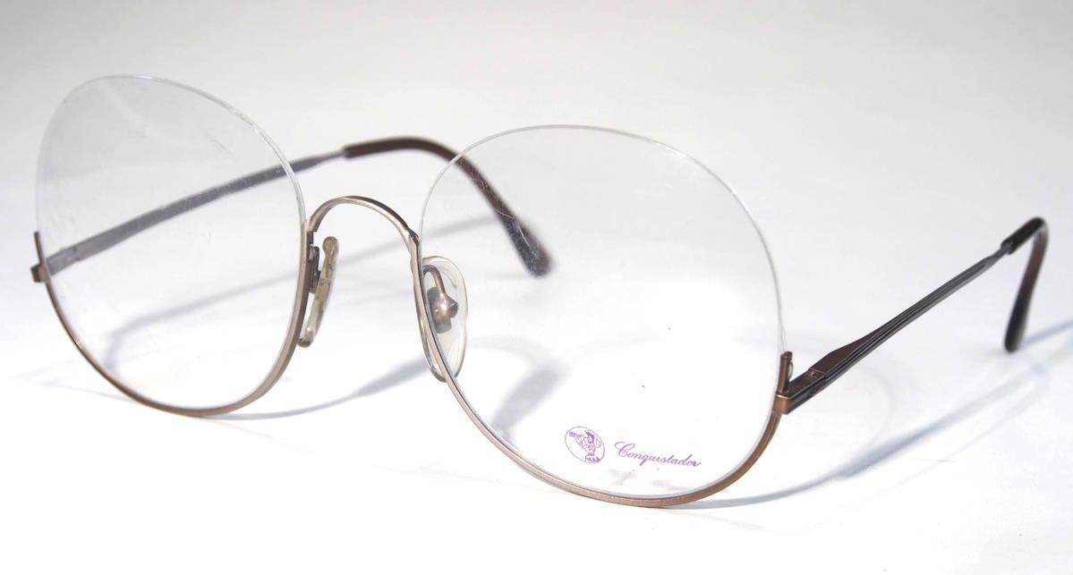 Conquistador N. 320, 90er Jahre  Vintage Brille