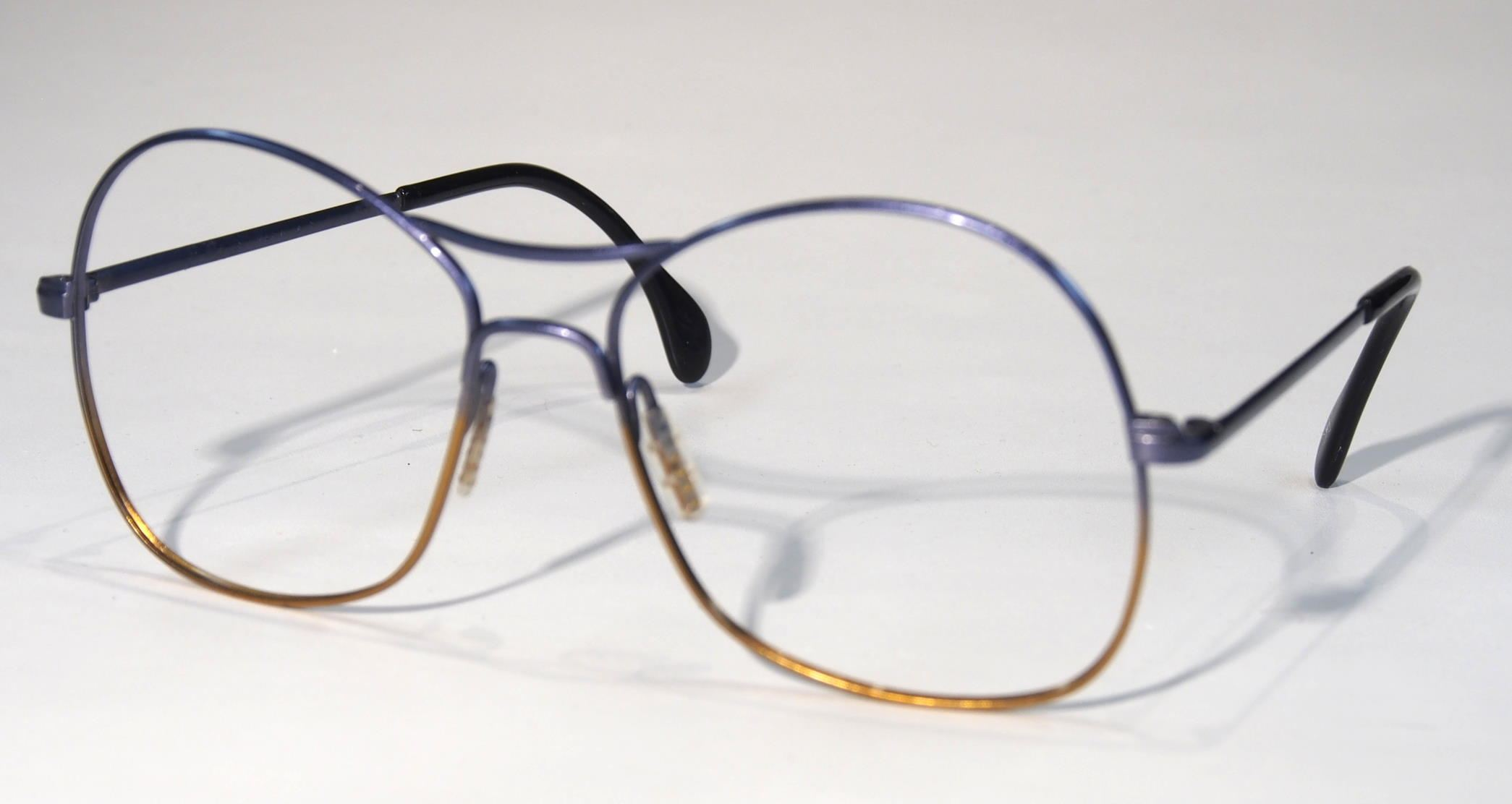 Vintagebrille 90er Jahre, Modell Marwitz 6157