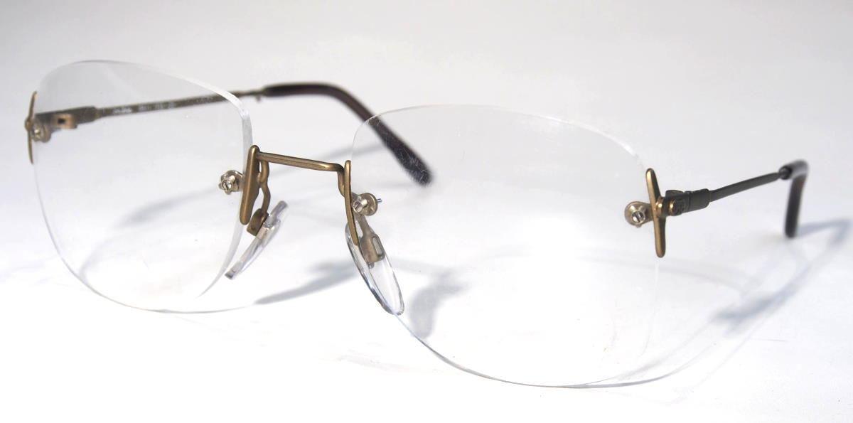 Vintage Brille 90er Jahre, Modell On Line 9511