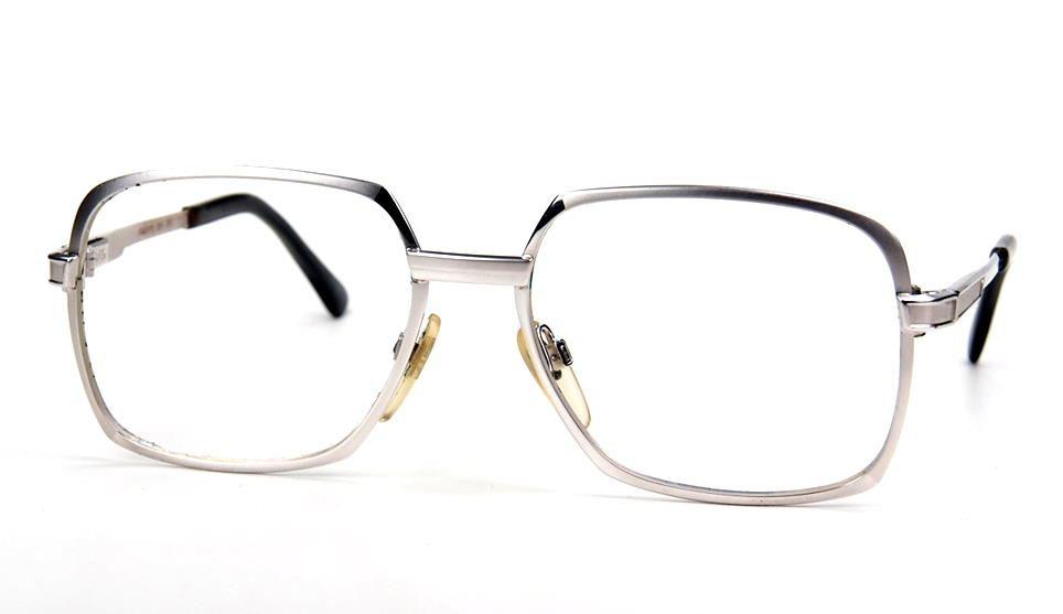Vintagebrille der 90er, Rodenstock exklusiv 752