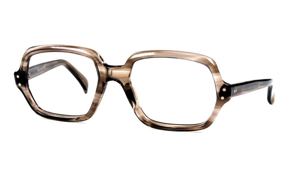 Vintagebrille der 80er Jahre aus Acetat