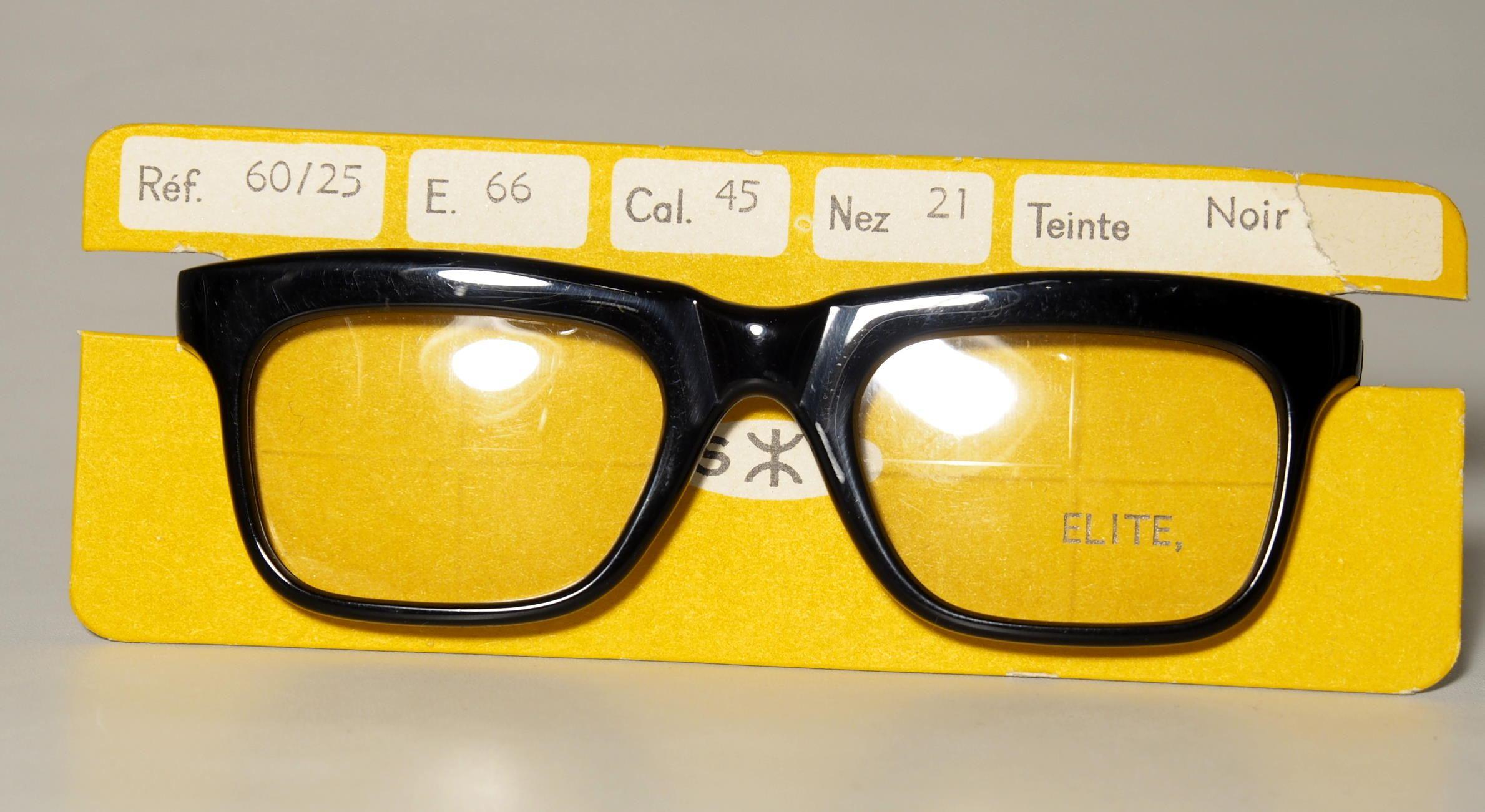 Vintage Brille 19475 der 80er Jahre