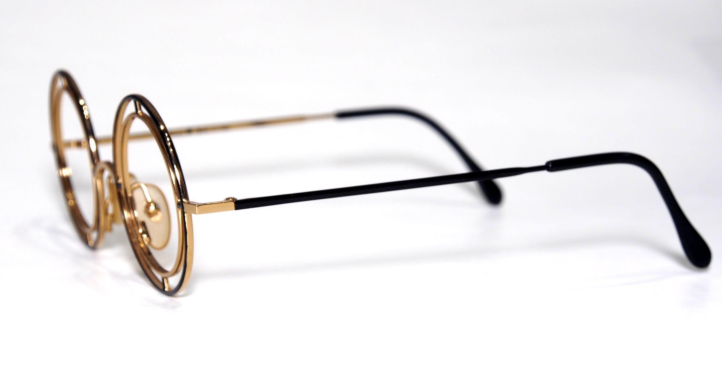 Casanova eyewear,Brille MTC-2 Made in Italy