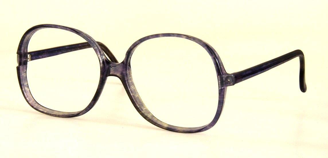True Vintagebrille der 90er Jahre von Silhouette