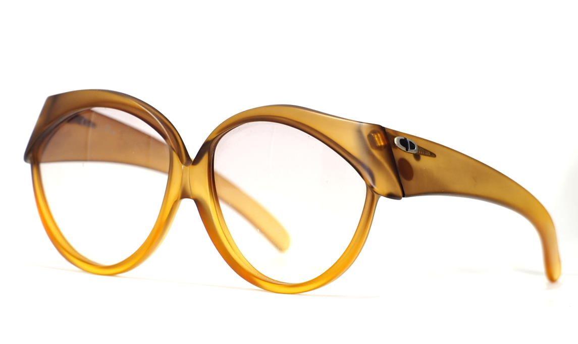 Christian Dior -Vintage Brille Mod. 18781 der 80er Jahre