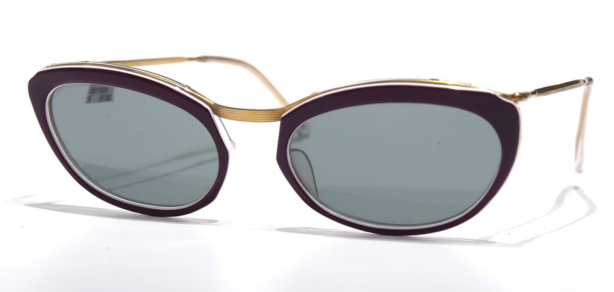 50er Jahre Cateye Sonnenbrille 11426