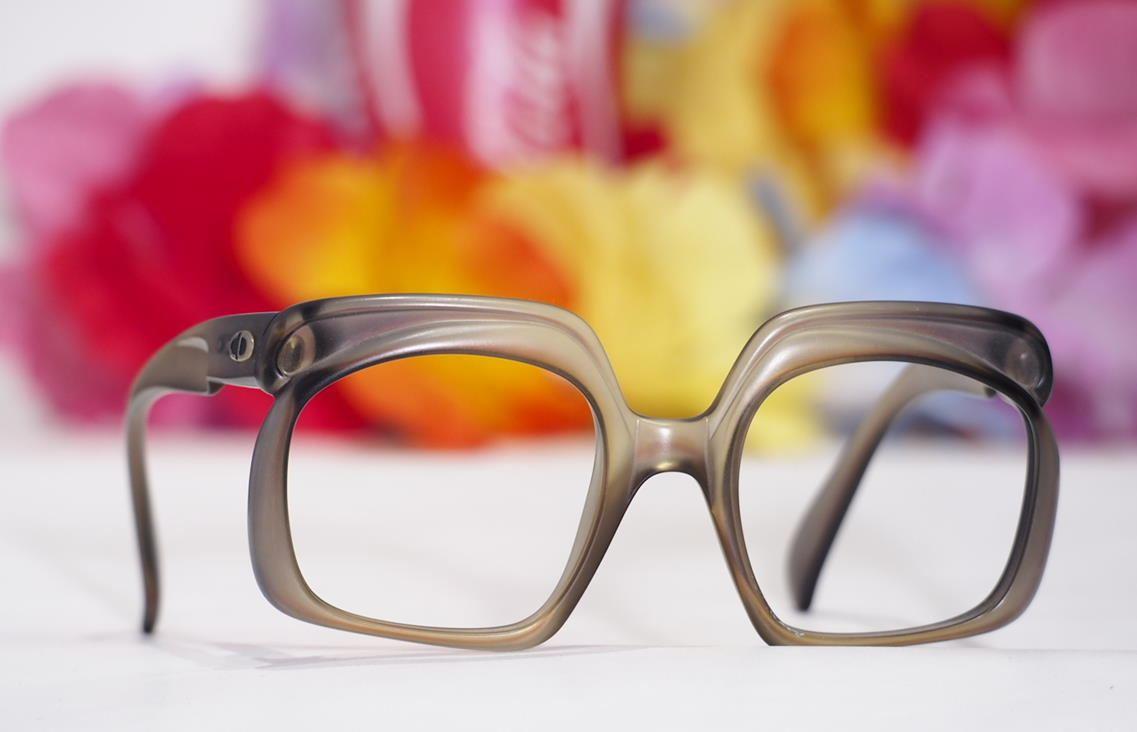 Christian Dior Brille aus Optyl in den 90er Jahren hergestellt