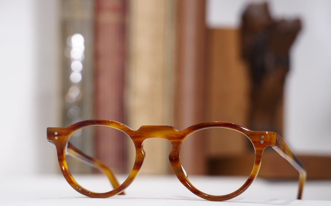 Pantobrille Vintage Brille aus den 40er Jahren 9127516B