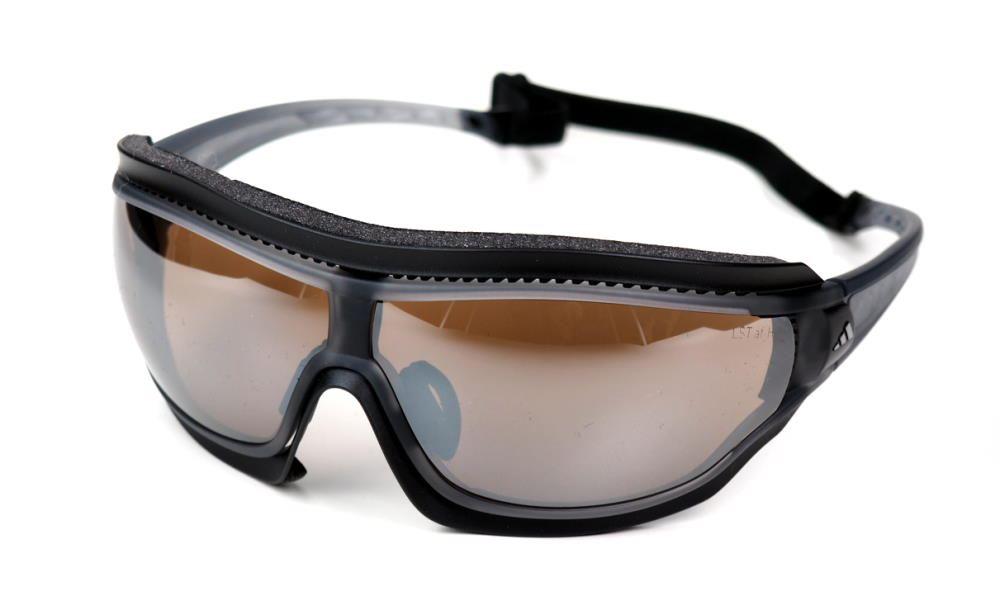 Adidas Sportbrille a 196 tycane pro outdoor L 6122 granite/matt, Sonnenbrille, direkt vom Optiker