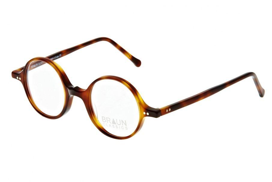 Braun Classics Eyewear, Brillen Modell 03 F5 dunkelhavanna, online kaufen