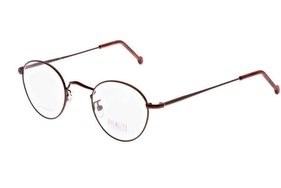 Braun Classics Eyewear Modell 138 F20 braun