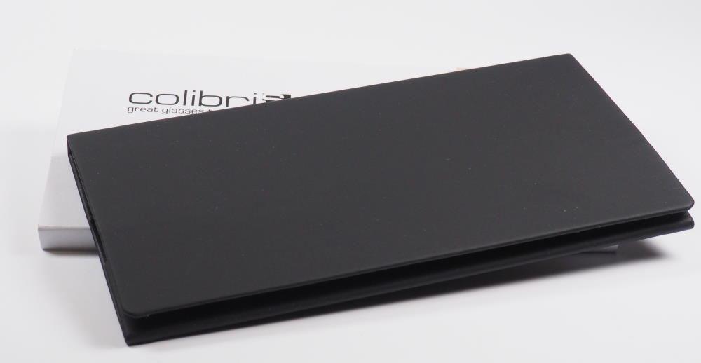 Colibris Eyewear Brillenetui zusamenfaltbar 15 x 5,0 x 5,0  cm