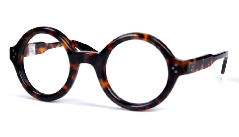 Lesca Lunettes Modell: Phil, eyewear große runde Brille, Phil A3