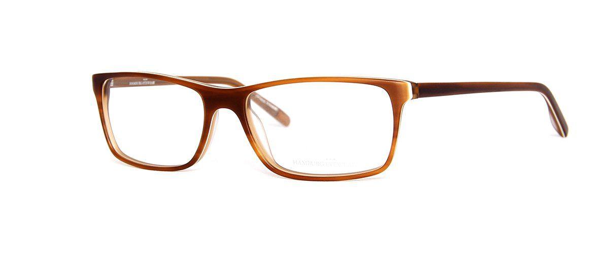 Hamburg Eyewear Hansen 16M caramel/weiss/creme/matt in Hamburg