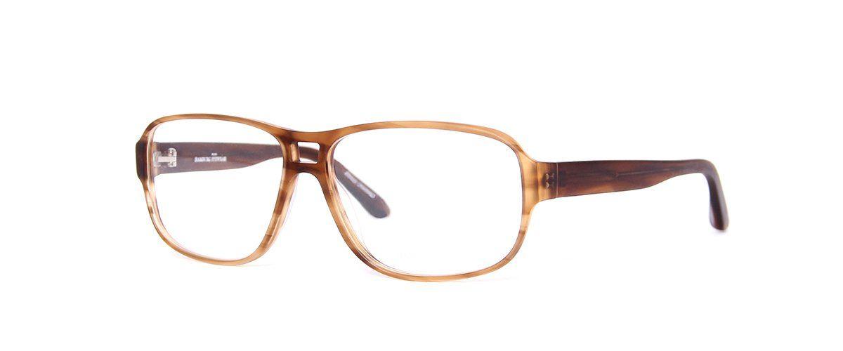 Hamburg Eyewear Pauli 27M | haselnuss, strukturiert, matt