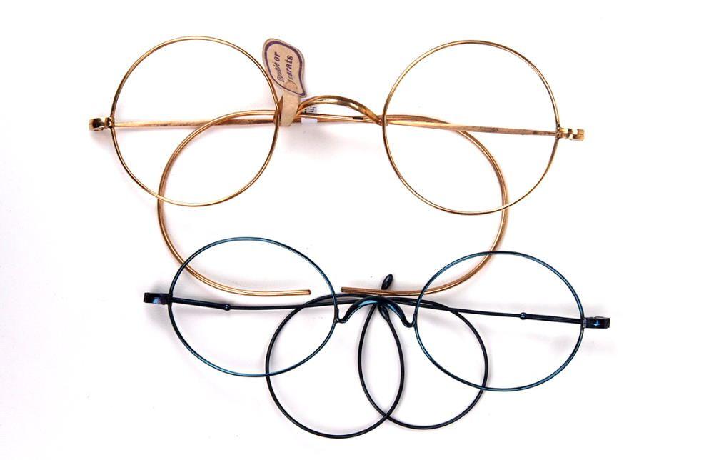 20er Jahre Brillen