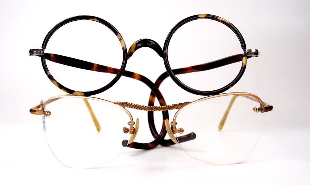30er Jahre Brillen