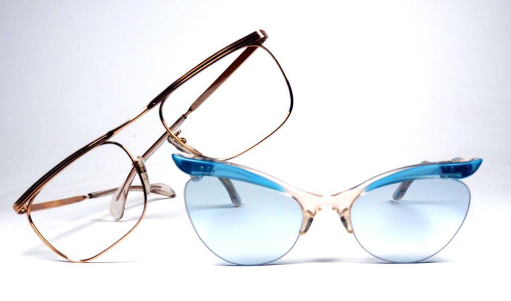 50er Jahre Brillen