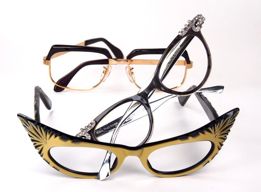 60er Jahre Brillen