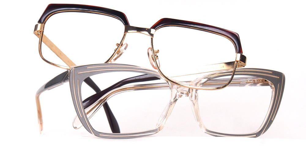 90er Jahre Brillen