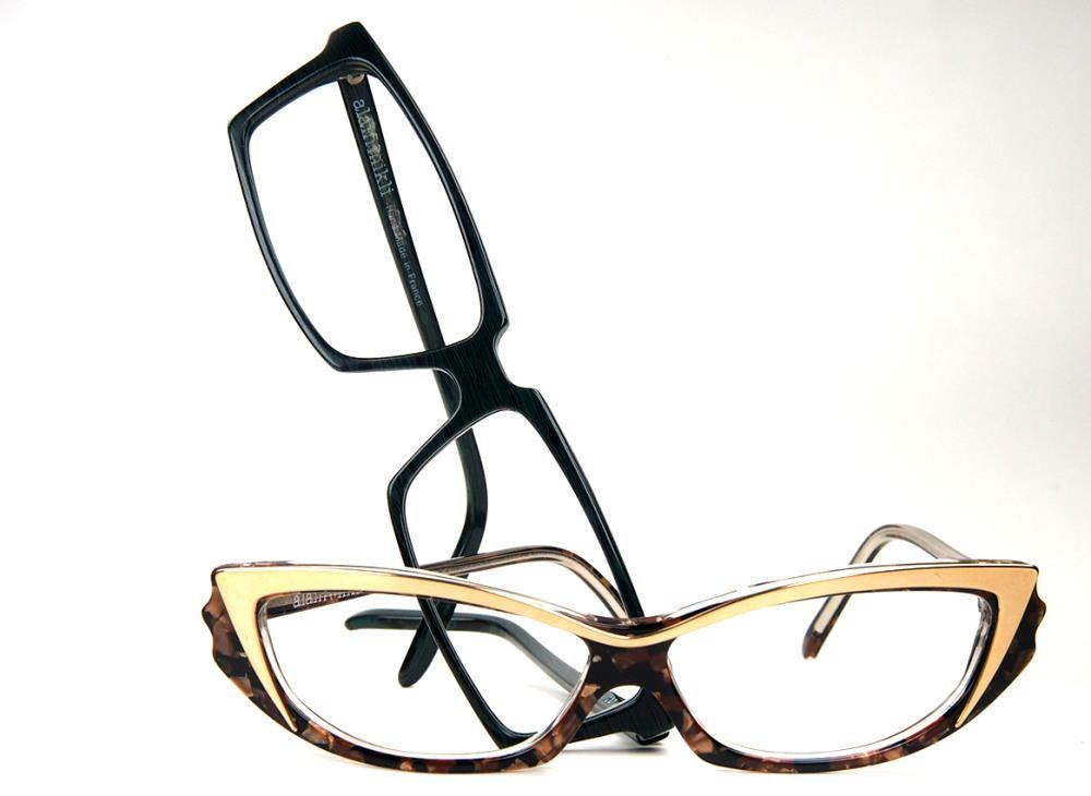 Diverse Designerbrillen
