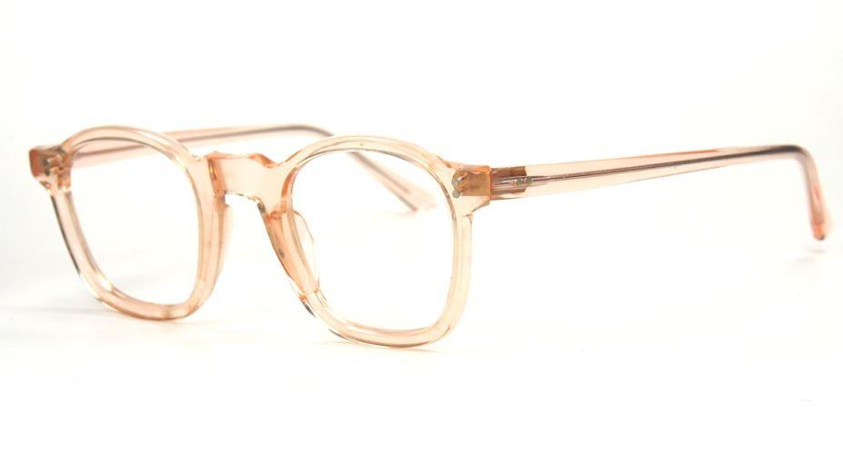 Acetatbrille aus den 30er/40er Jahren noch fabrikneu
