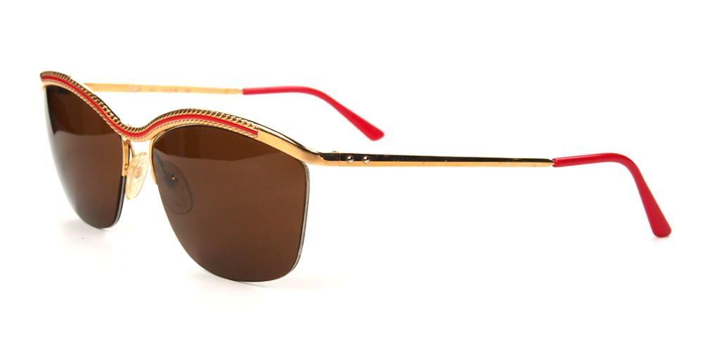 Essilor Vintage Sonnenbrille aus den 90ern, Kult Sonnenbrille Modell: 102