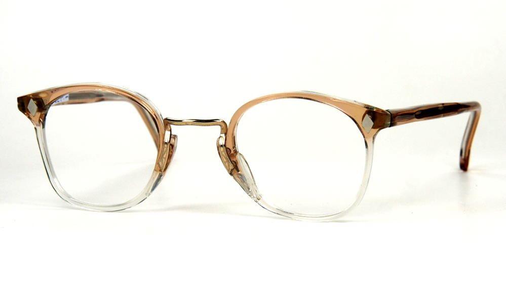 True Vintage Brillengestell aus den 40er Jahren