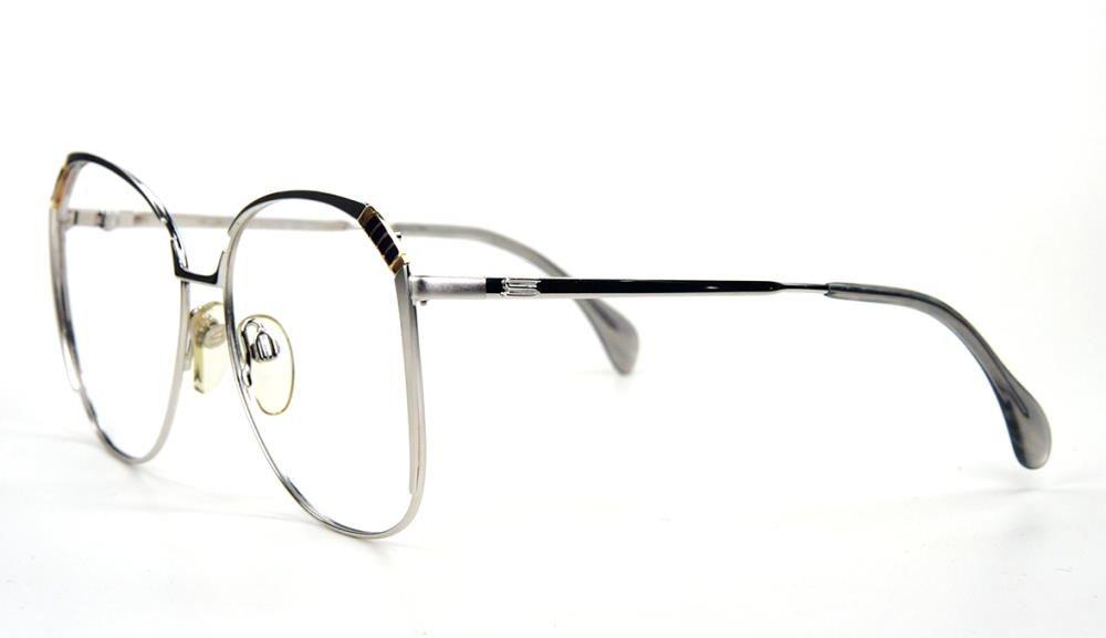 Silhouette große Vintagebrille 90er Jahre, Modell 6850 00