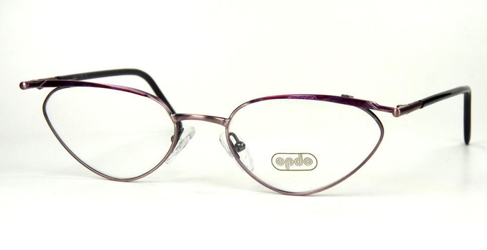 Vintagebrille Cateyebrille von opdo der 90er Jahre, fabrikneu,