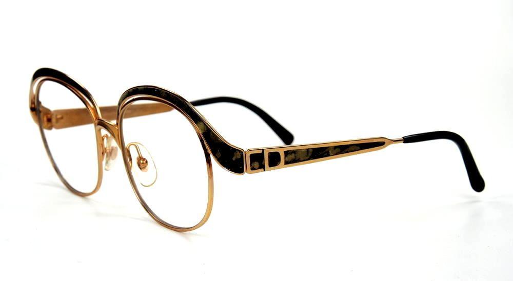 Christian Dior Vintage Brille der 80er Jahre