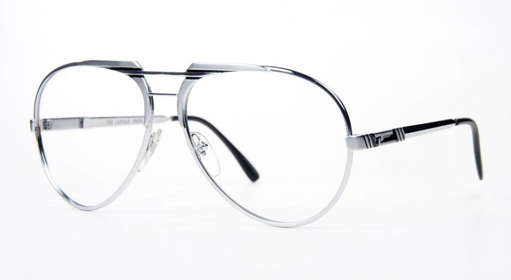 Herrenbrille original Vintage der 70er Jahre von TED LAPIDUS PARIS