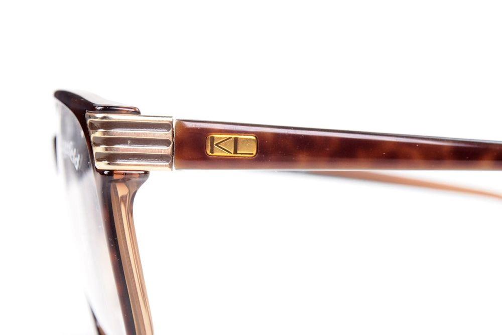 Karl Lagerfeld Brille Modell: 212 55 Sonderedition, Einzelstück