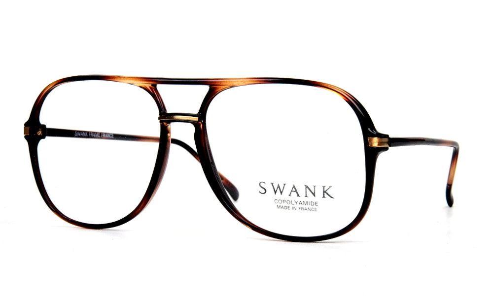 Herrenbrille original Vintage der 70er Jahre von SWANK