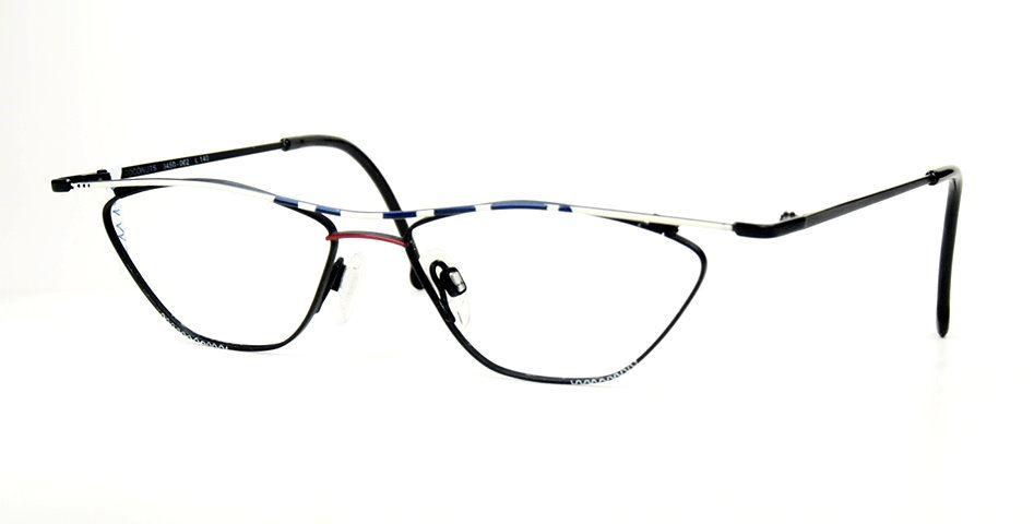 90er Jahre Echte Vintage Brille Damenbrille, Coconuts