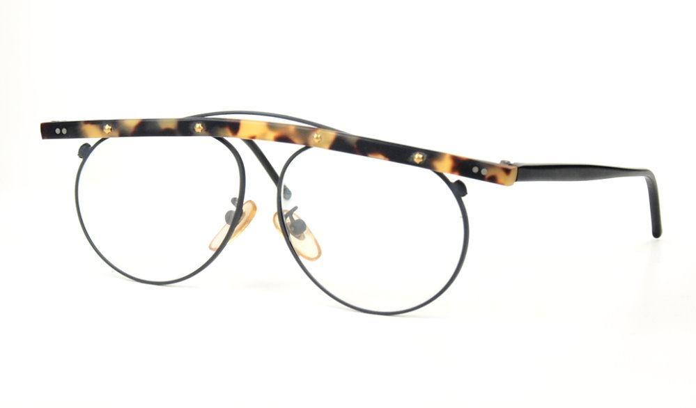 Echte Vintagebrille der 90er Jahre von Vogart Design Made in Italy