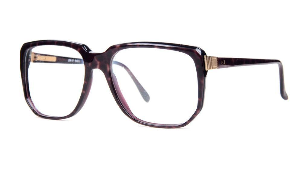 Karl Lagerfeld Brille Modell: 208 61 Sonderedition, Einzelstück