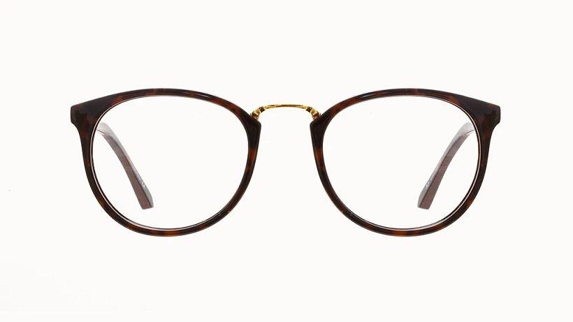 Sea2see eyewear Portofino Farbe 03 havanna gold, recyceltes Meeresplastik
